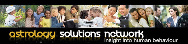 Astrology Solutions Network - Insight into Human Behaviour